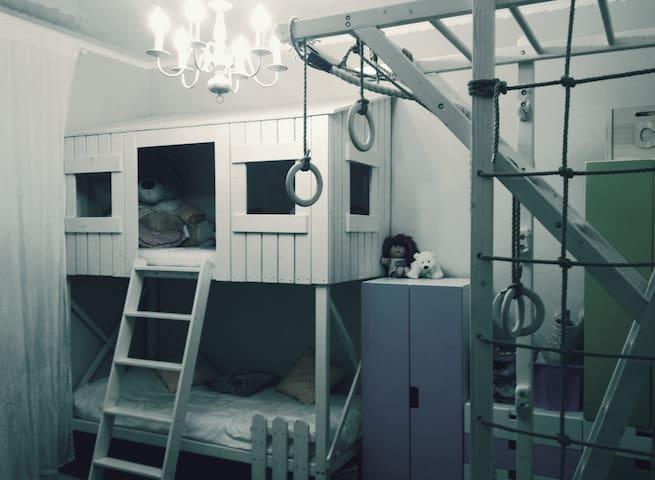Bedroom 3-Children's room