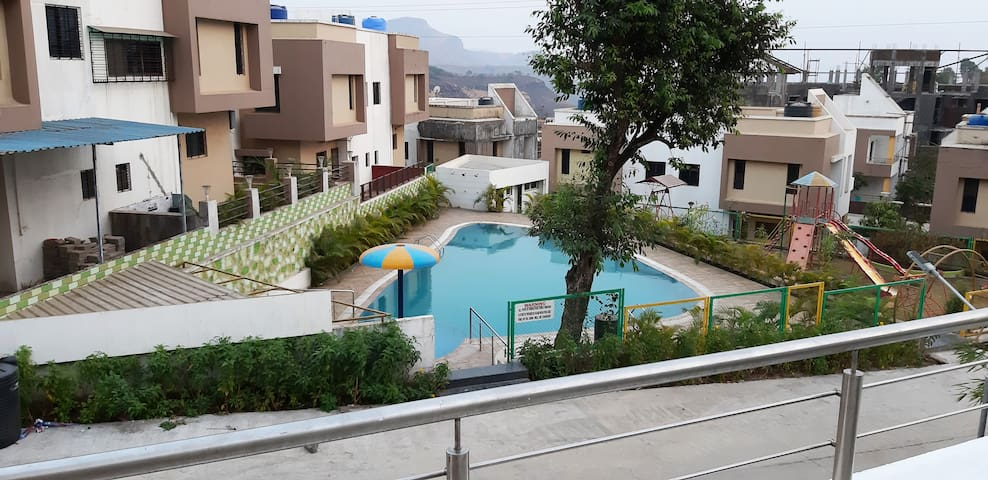 Kings Palace 2, Fog City, Igatpuri