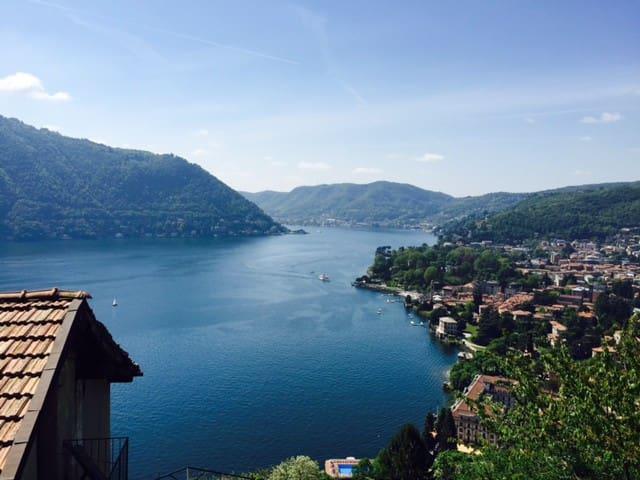 Maggie's Lake Como Dreamhouse - Cernobbio - Casa