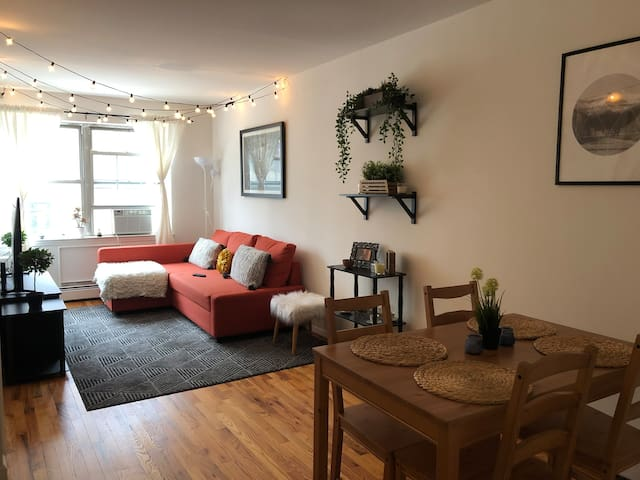 Williamsburg Apartment 10 Min to Manhattan