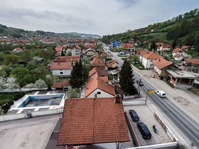 Ihr Partner in Bosnien aus DEU. - Tuzla - Guesthouse