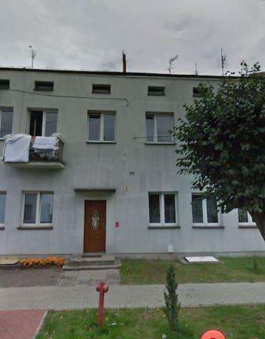 Stryków mieszkanie