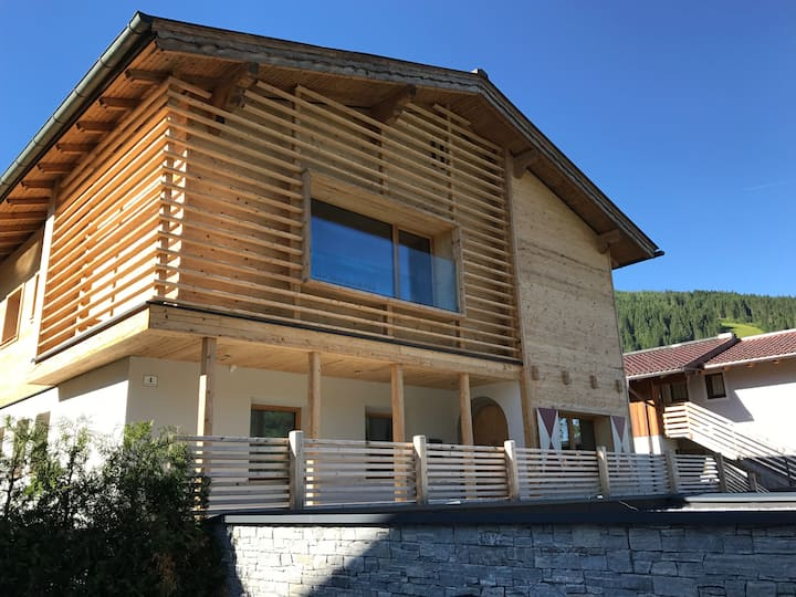 Luxury home in Wagrain: Chalet Burgblick