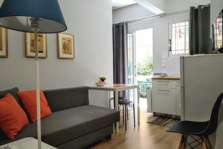 Cute Apartment in Paleo Faliro 5-minute to the sea