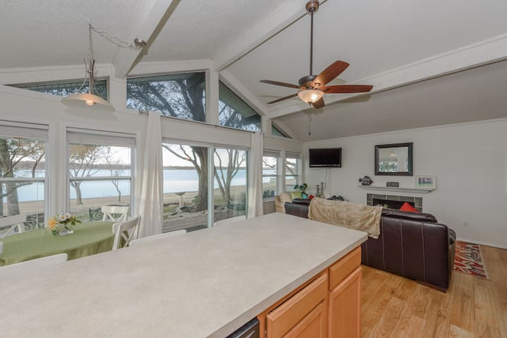 Lakefront Home Frisco Location