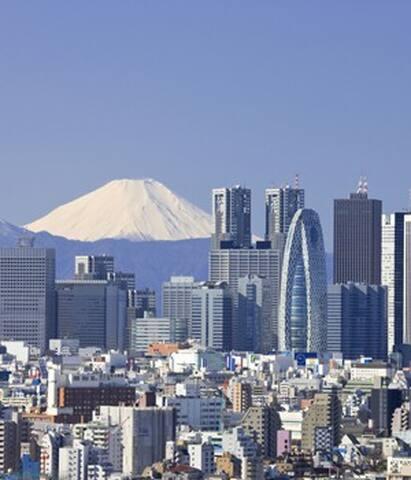 新宿6丁目ルーム - Shinjuku-ku - Apto. en complejo residencial