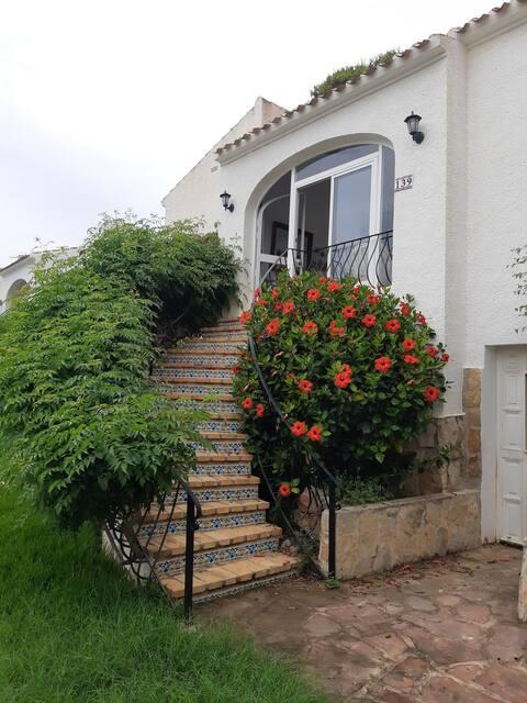 Villa Adriana v rezidencii Toscamar