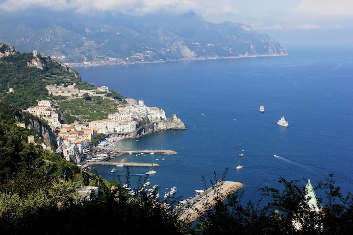 Amalfi - Charming Villa with an  amazing view