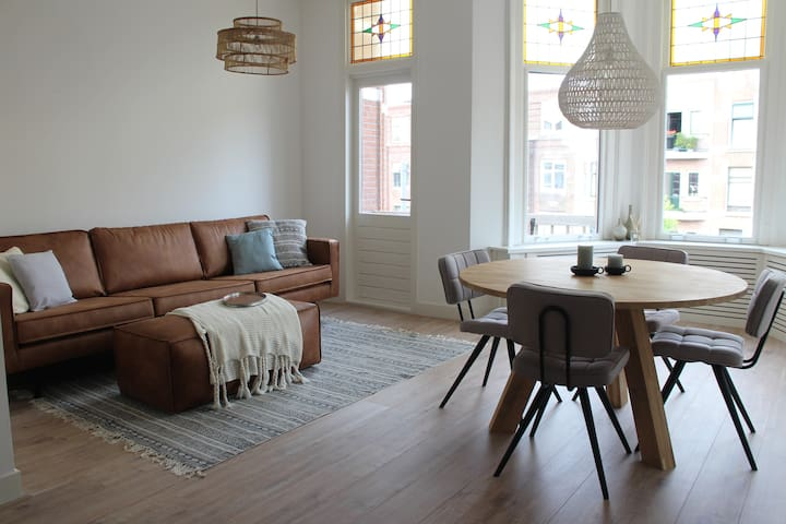 Private New Apt (3pers) nearby Centre & University - Rotterdam - Huoneisto