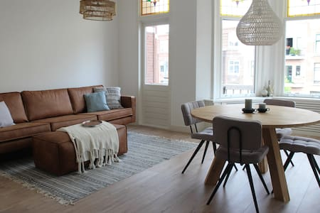 Private New Apt (3pers) nearby Centre & University - Rotterdam - Wohnung