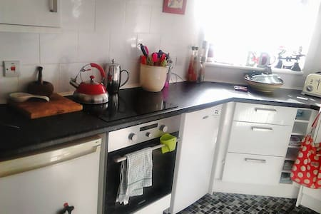1 Bedroom Flat - Telscombe Cliffs - Apartemen