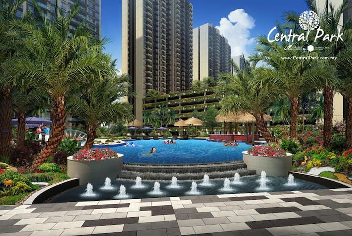 Elegant & Sweet Condo with Wifi @ Central Park