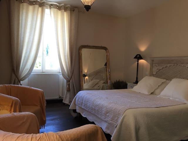 L'Oustal del Peyrales, chambres d'hôtes