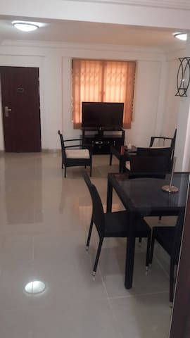 Executive 2 Bedroom Fully-Furnished Apartment