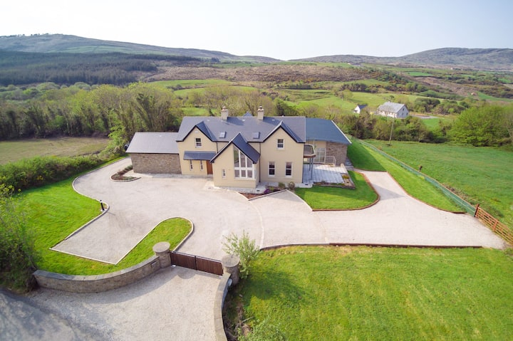 West Cork Home with a spectacular view.