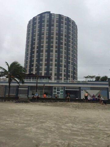 Apartamento pertinho da praia!