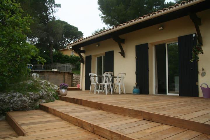 entre mer et campagne - Martigues - Villa
