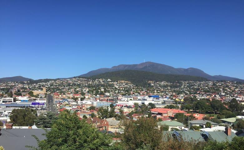 NEW: Glebe Getaway in the heart of Hobart