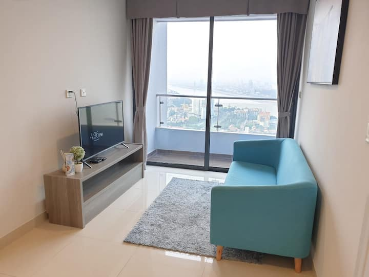 1BR @City Spacious  & Homely ^^Beautiful Riverview