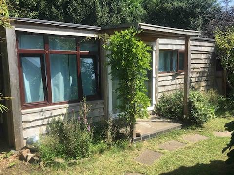 Gorgeous garden cabin