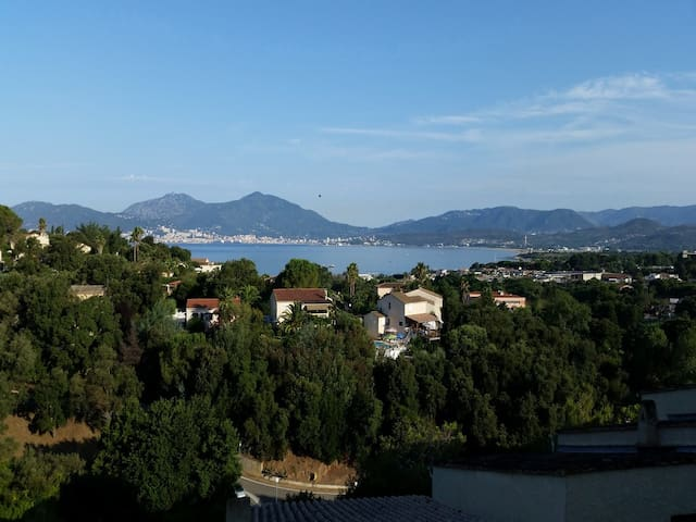 LOCATION F3 –50 m² - A PORTICCIO (CORSE) 20166