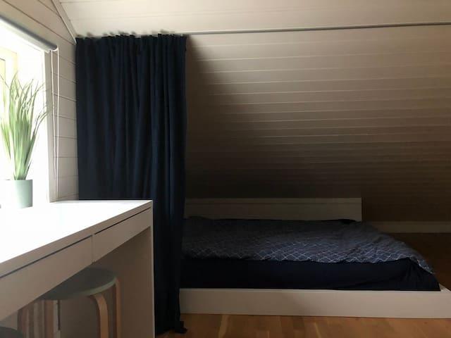 Loft 180cm bed