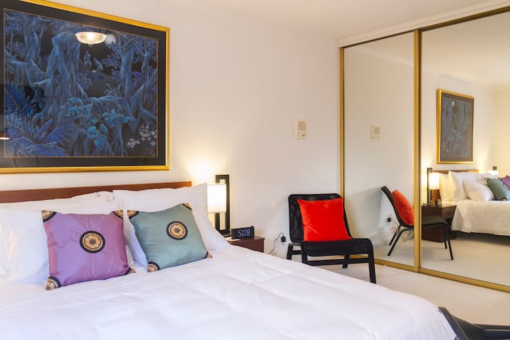 Private Room Near Golden Gate Park ( Room A )