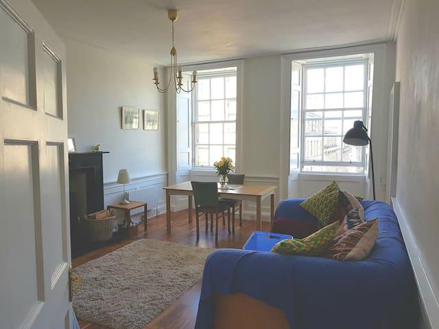 Clean & comfortable, spacious & central