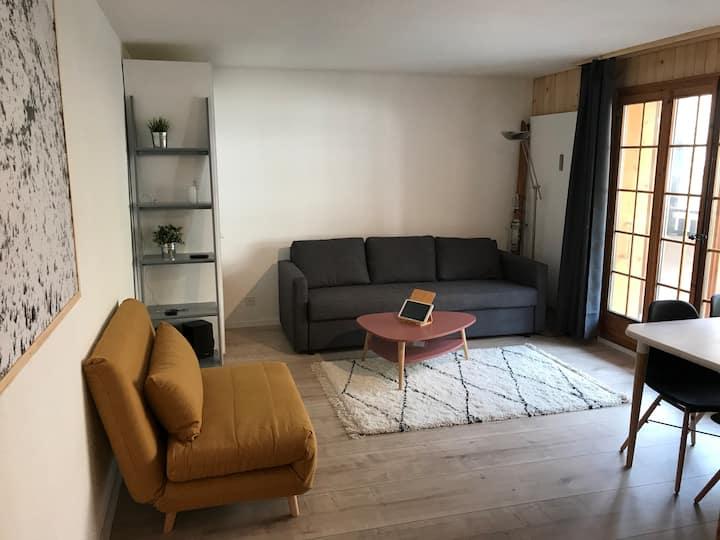 Studio à St-Luc, Val d'Anniviers, Valais