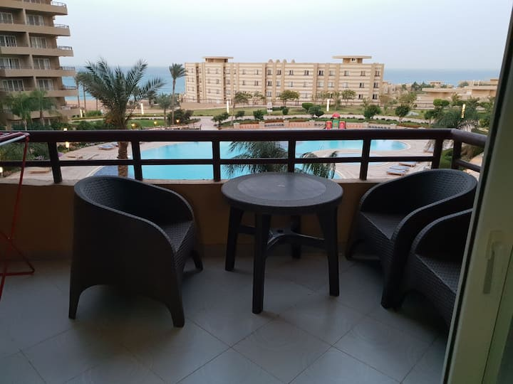 Chalet in grand ocean ain sokhna sea view for rent