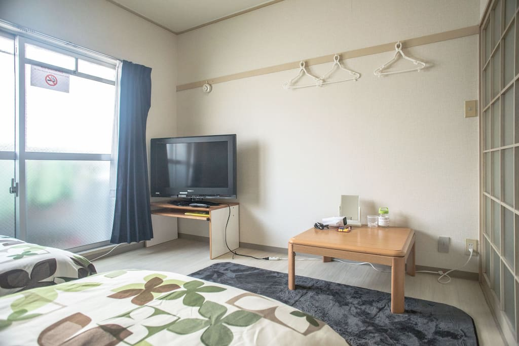 KYOTO city private apartment with free wifi 京都市 free wifi 完備