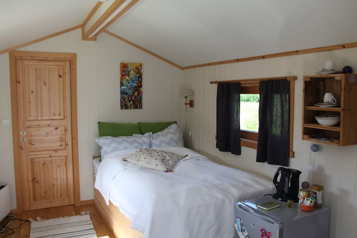 Homey Guesthouse in the heart of the region