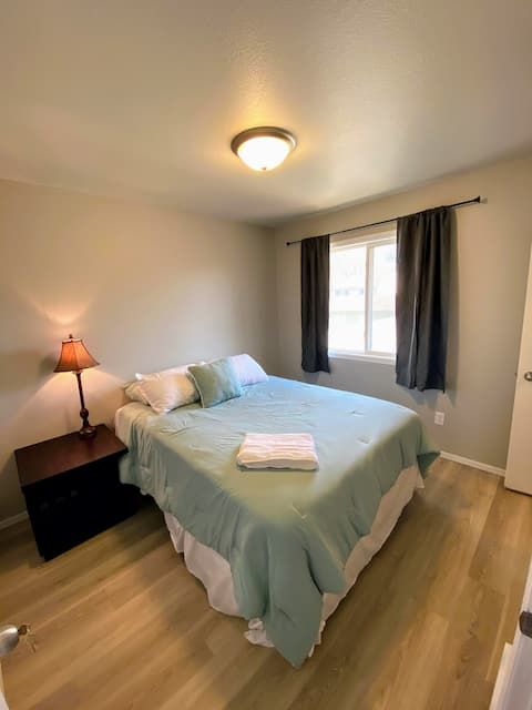 Private Room with NO EXTRA FEES!- Bedroom 2