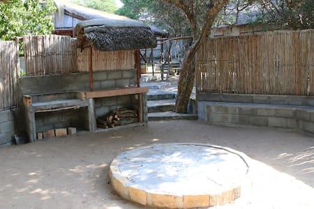 10-sleeper house in Magical Mozambique - Inhambane - Luontohotelli