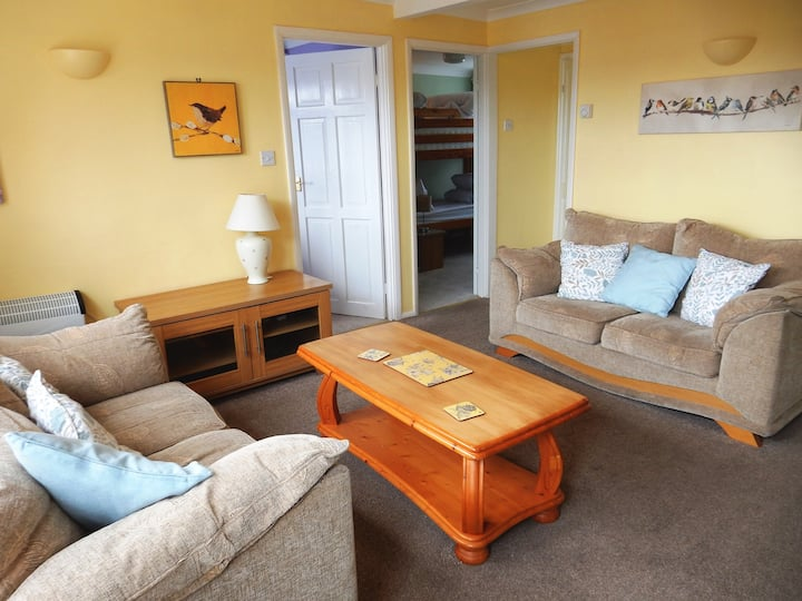 Sundial Chalet. Self-catering  2 bedroom 4 person