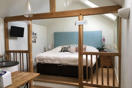Exclusive North Devon retreat - Braunton  - กระท่อม