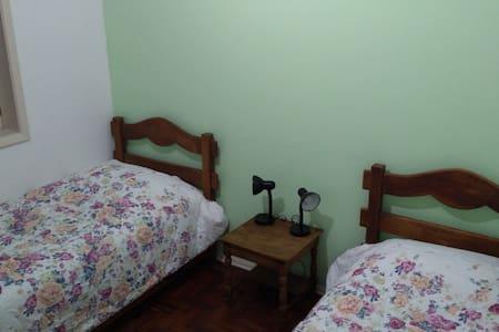 FogGuestHouse (quarto verde)