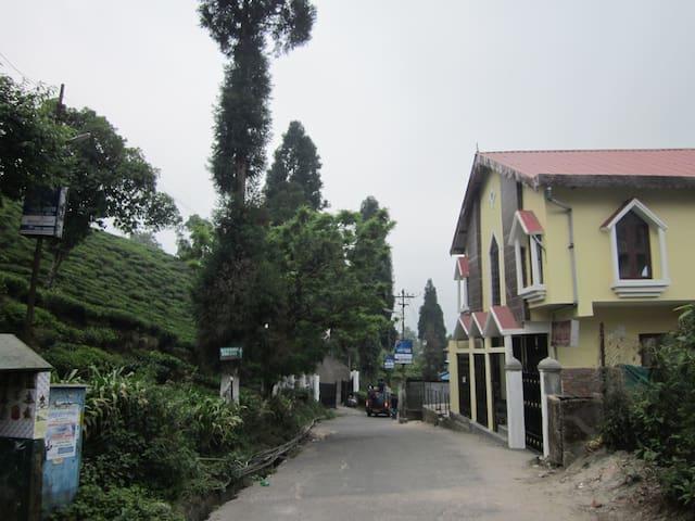 merry vilas - Kurseong - Vila