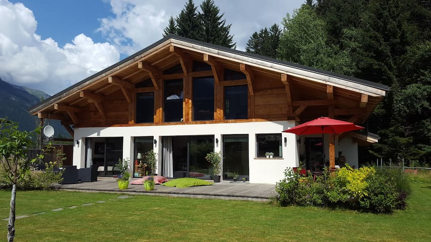 Chalet Fluorine Chamonix Mont Blanc - Chamonix-Mont-Blanc