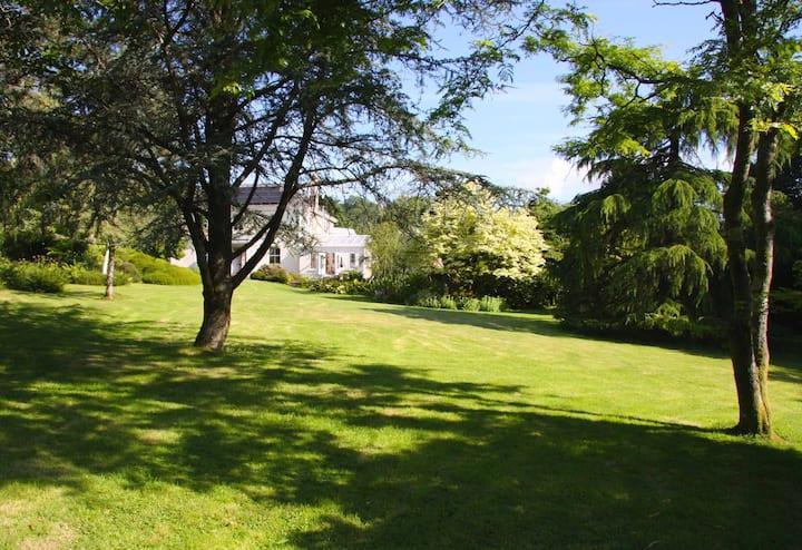 Peaceful Cottage, Trout Lake, B&B near Dartmoor