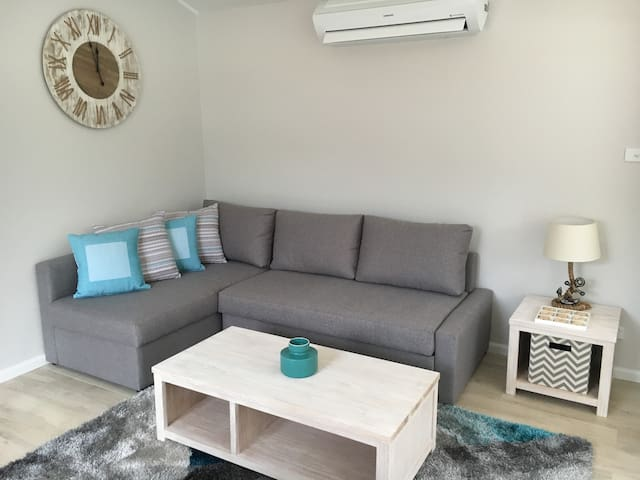 Brand new 2 bedroom Hawkesbury River cabin - Wisemans Ferry - Stuga