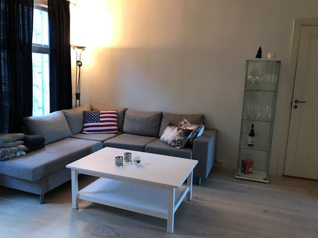 Nice and central apartment close to Solsiden - Trondheim - Lägenhet