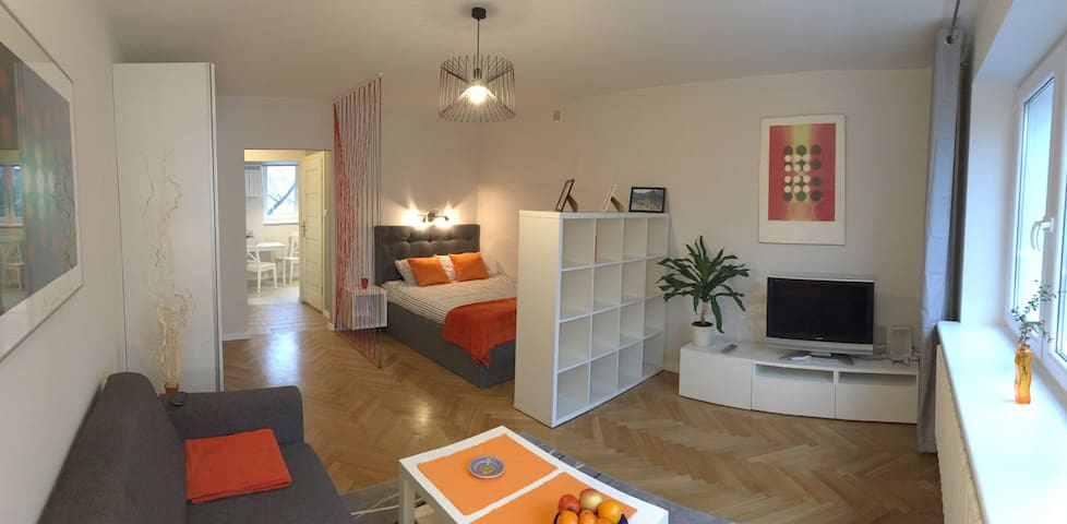 THE WARSAW ORANGE - Varsovia - Apartamento