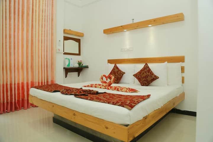 Mirissa,Double Room with AC,Breakfast/Near 2 BEACH