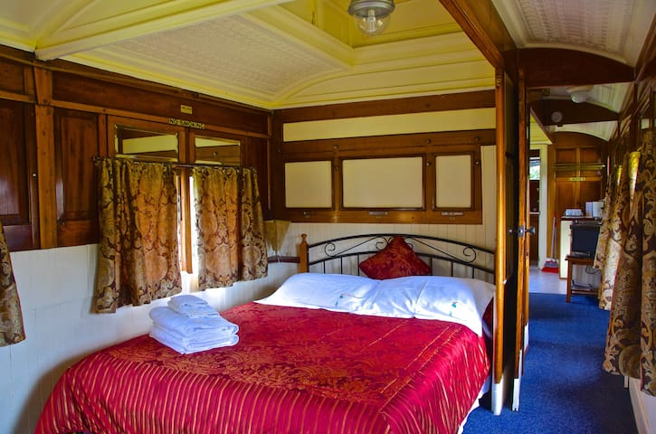 Overland Train Carriage 2