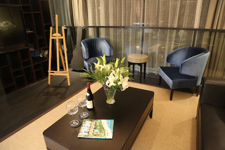 Bvlgari hotel service apartment - 上海 - Departamento