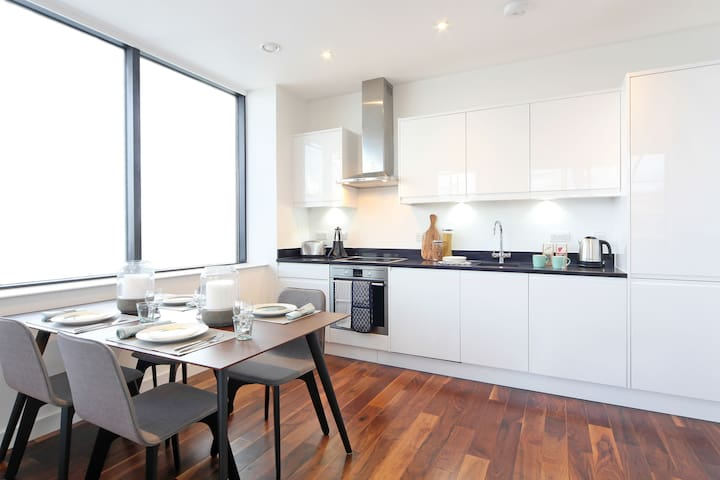 1 bed 30 seconds from the station - Harrow - Daire