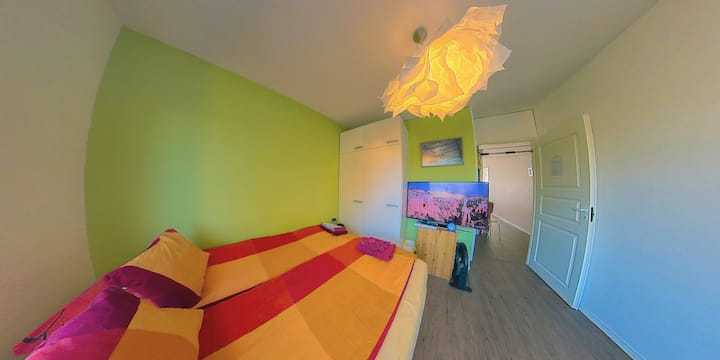 Best Room by Natural View & Free Parking
