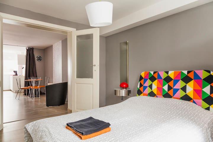 Le Seventies (EU-CENTER AREA) - Bruxelles - Apartament