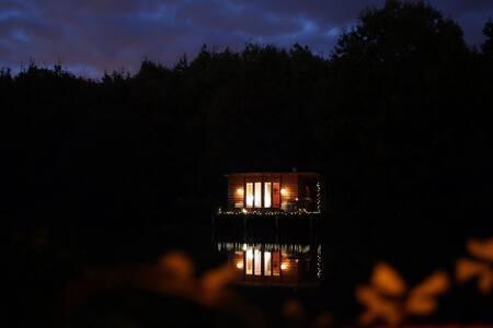 Cariad Cabin available at Christmas - Saint-Géraud-de-Corps